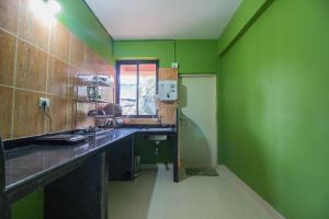 OYO 11673 Home Colourful 2BHK Miramar Beach, Appartamenti  Santa Cruz - big - 23