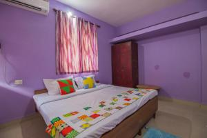 OYO 11673 Home Colourful 2BHK Miramar Beach, Apartmány  Santa Cruz - big - 26
