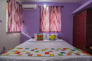 OYO 11673 Home Colourful 2BHK Miramar Beach, Apartmány  Santa Cruz - big - 27
