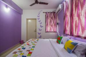 OYO 11673 Home Colourful 2BHK Miramar Beach, Apartmány  Santa Cruz - big - 28