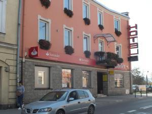 Hotel Pod Trzema Różami, Hotely  Sanok - big - 32