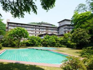Kinosaki Onsen Nishimuraya Hotel Shogetsutei, Ryokany  Toyooka - big - 42