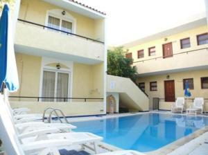 Senia Studios, Residence  Agia Marina Aegina - big - 1