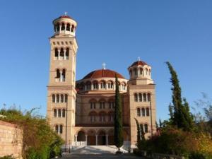 Senia Studios, Residence  Agia Marina Aegina - big - 17
