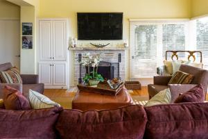 24723 Upper Trl Home Home, Dovolenkové domy  Carmel - big - 11