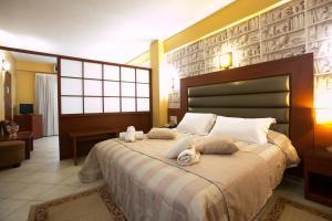 Hotel Life, Hotely  Herakleion - big - 19