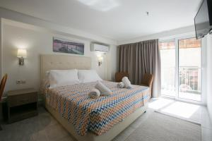 Hotel Life, Hotely  Herakleion - big - 22