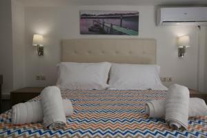 Hotel Life, Hotely  Herakleion - big - 25