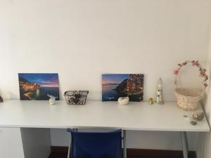 La Casa Dei Sogni, Apartmanok  La Spezia - big - 4