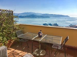 La Casa Dei Sogni, Apartmanok  La Spezia - big - 10