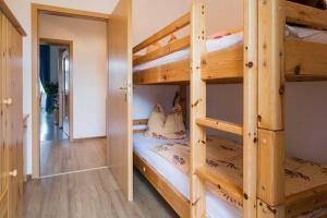 Villa Malve Wohnung 05, Apartmány  Bansin - big - 5