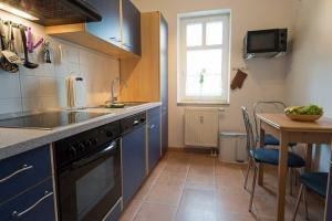 Villa Malve Wohnung 05, Apartmány  Bansin - big - 6