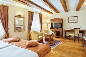 Radisson Blu Hotel Altstadt, Отели  Зальцбург - big - 19