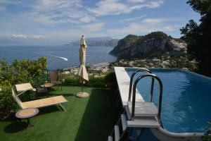 Villa Aiano, Vily  Capri - big - 10