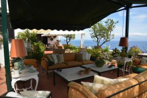 Villa Aiano, Vily  Capri - big - 4