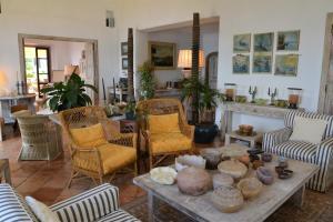 Villa Aiano, Vily  Capri - big - 2