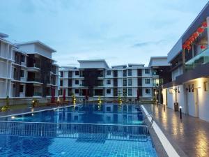 Brand New Town Villa Homestay @ Kampar [Near UTAR], Апартаменты  Kampar - big - 28