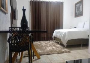 Medieval Hotel, Hotely  Três Corações - big - 24