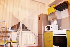 Apartment on Omskaya 28 a