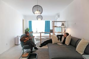 Tea Tree Apartment, Apartmány  Peking - big - 5