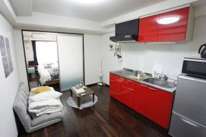 Apartment in Osaka 528553, Apartmány  Osaka - big - 13