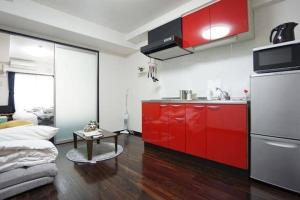 Apartment in Osaka 528553, Apartmány  Osaka - big - 36
