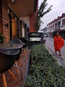 Villa Rassada Nakorn Lampang, Penzióny  Lampang - big - 16