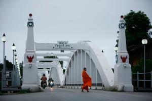 Villa Rassada Nakorn Lampang, Penzióny  Lampang - big - 23
