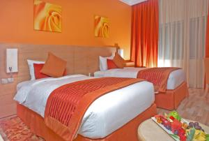 Al Khoory Executive Hotel, Al Wasl, Hotely  Dubaj - big - 5