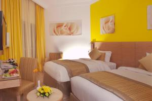 Al Khoory Executive Hotel, Al Wasl, Hotely  Dubaj - big - 6