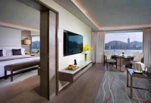 Premier King Suite with Harbor View