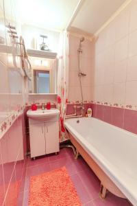 Apartment Malaya Pirogovskaya, Appartamenti  Mosca - big - 5