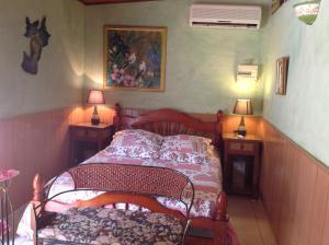 Appartement Dolores, Ferienwohnungen  Le Bois de Nèfles - big - 6