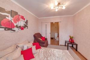 Apartment Malaya Pirogovskaya, Appartamenti  Mosca - big - 7