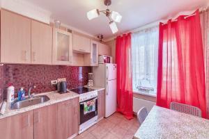 Apartment Malaya Pirogovskaya, Appartamenti  Mosca - big - 8