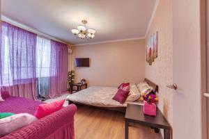 Apartment Malaya Pirogovskaya, Appartamenti  Mosca - big - 10