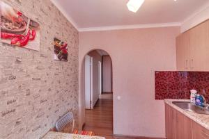 Apartment Malaya Pirogovskaya, Appartamenti  Mosca - big - 11
