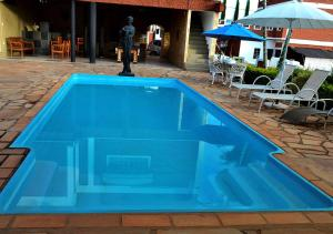Medieval Hotel, Hotely  Três Corações - big - 26