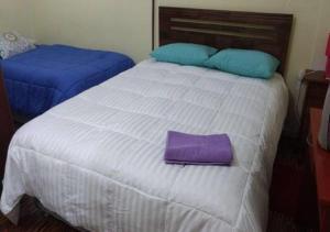 Hospedaje Familiar, Ubytování v soukromí  Punta Arenas - big - 17
