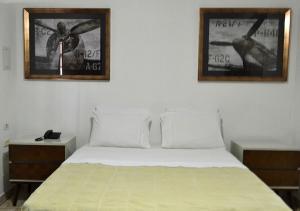 Medieval Hotel, Hotel  Três Corações - big - 51