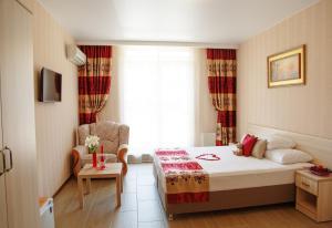Mini-hotel Divnomorskiy, Fogadók  Gyivnomorszkoje - big - 14