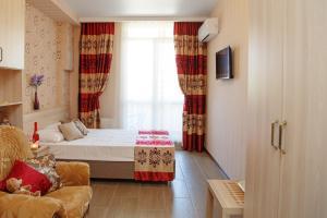 Mini-hotel Divnomorskiy, Fogadók  Gyivnomorszkoje - big - 12