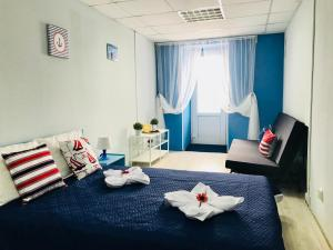 NW Port, Hostels  Saint Petersburg - big - 15