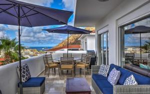 Casa Bella Vista, Ferienhäuser  Cabo San Lucas - big - 22