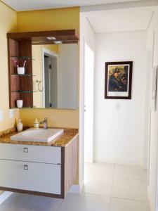 Veleiros, Ferienwohnungen  Florianópolis - big - 16