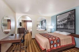 Super 8 Claremore, Motels  Claremore - big - 22
