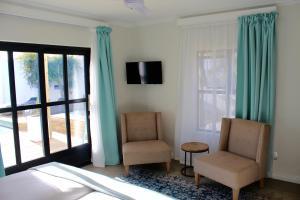 Patio Deluxe Kamer - In de Villa