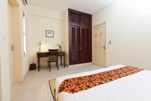 Grand Residence, Ferienwohnungen  Phnom Penh - big - 60