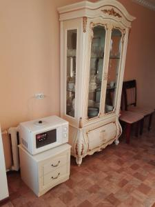 Apartment 16 Mikrorayon 42, Ferienwohnungen  Shymkent - big - 26