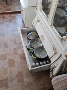 Apartment 16 Mikrorayon 42, Ferienwohnungen  Shymkent - big - 27